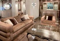 фабрика Mantellassi - мягкая мебель г. Караганда