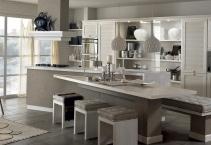 мебель для кухни Италия - фабрика Zappalorto