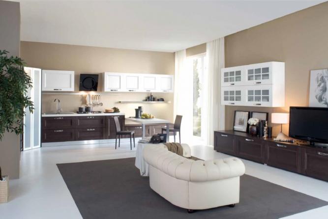 мебель для кухни Италия - фабрика ARREX