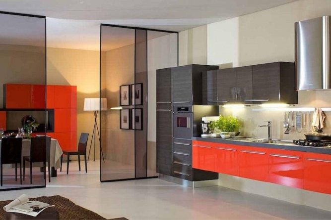 кухни в Караганде - фабрика ARREX